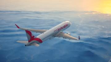 Air Arabia Abu Dhabi: 14 Flights to Egypt