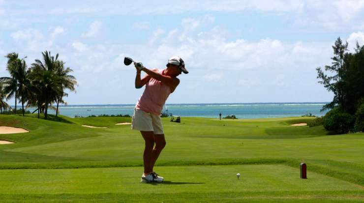 Sports tournaments on the island  are mostly linked to golf, cycling, kite surfing, rugby and triathlons, according to da Silva