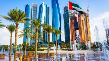 Abu Dhabi and Dubai each saw overall performance declines, according to STR