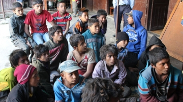 Mövenpick Educates Youngsters in Nepal