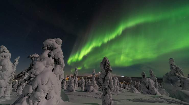 Northern Lights, Finland