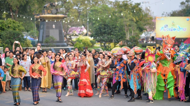 This year's Thailand Tourism Festival was a resounding success