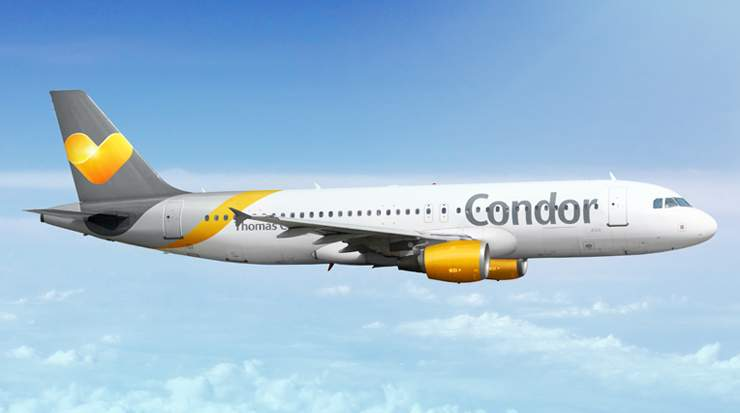 Condor Airlines to Launch Eight New flights to Paphos