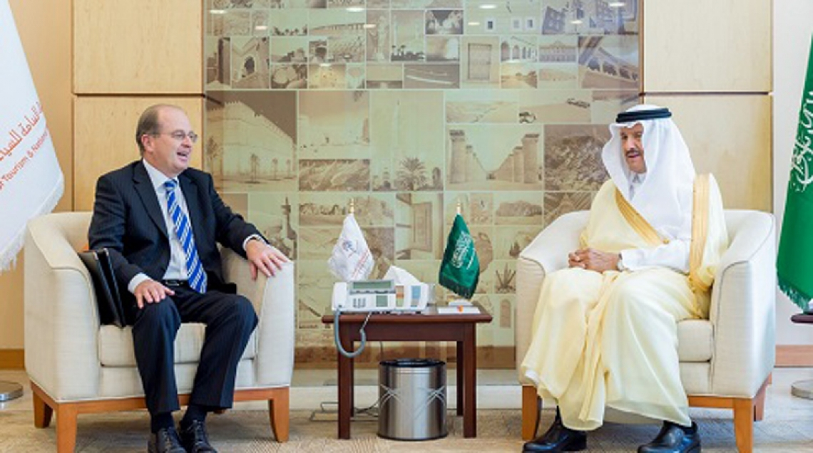 SCTH President Receives Ambassador of New Zealand to the ...
