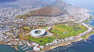 Cape Town residents and visitors have been urged to rethink their water usage