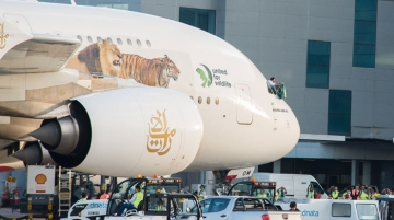 dnata Handles Latin America's First A380 Service