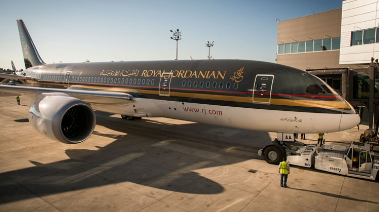 Royal Jordanian Adds Seven Global Cities