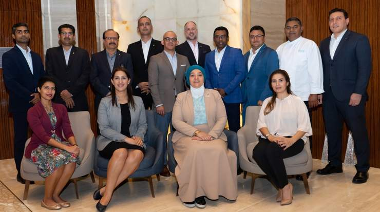 Millennium Place Barsha Heights executive team