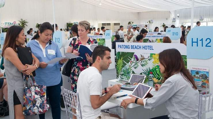 Thailand Travel Mart Plus was held on June 13 – 15 at the Ocean Marina Yacht Club, Pattaya