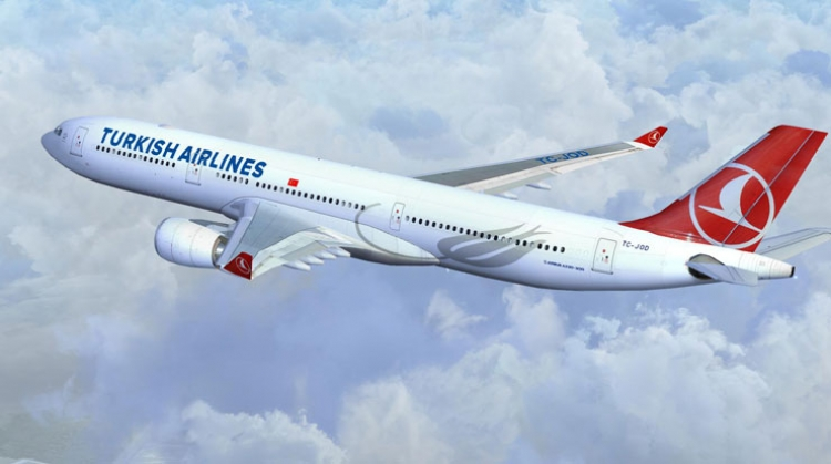 Boeing and Turkish Airlines Announce New Order