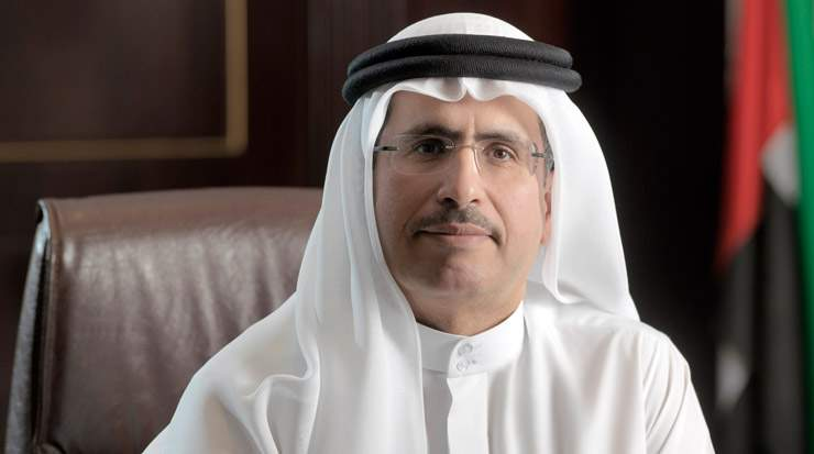 H.E. Saeed Mohammed Al Tayer, vice chairman, Dubai Supreme Council of Energy