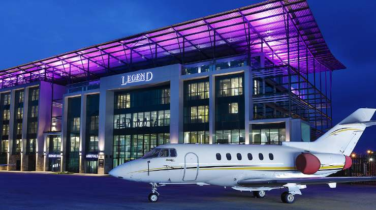 Legend Hotel Lagos Airport, Curio Collection by Hilton