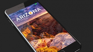 Arizona Launches Visitor Mobile App