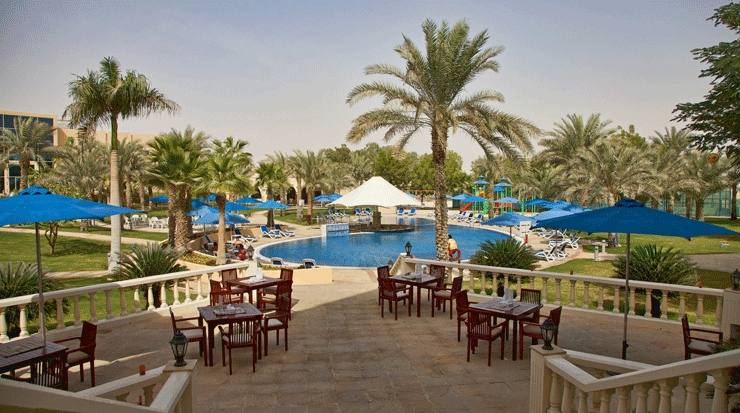Mafraq Hotel & Resort
