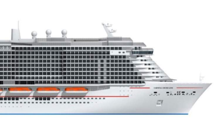 Construction of the cruise ship is scheduled to begin in November