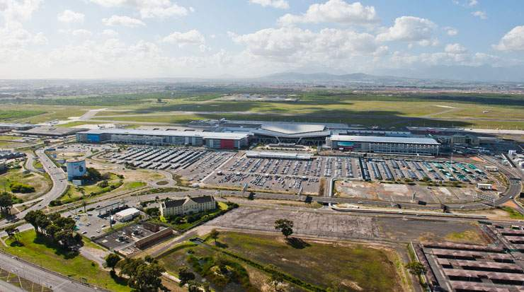 South Africa's government is investing into the expansion of Cape Town International Airport