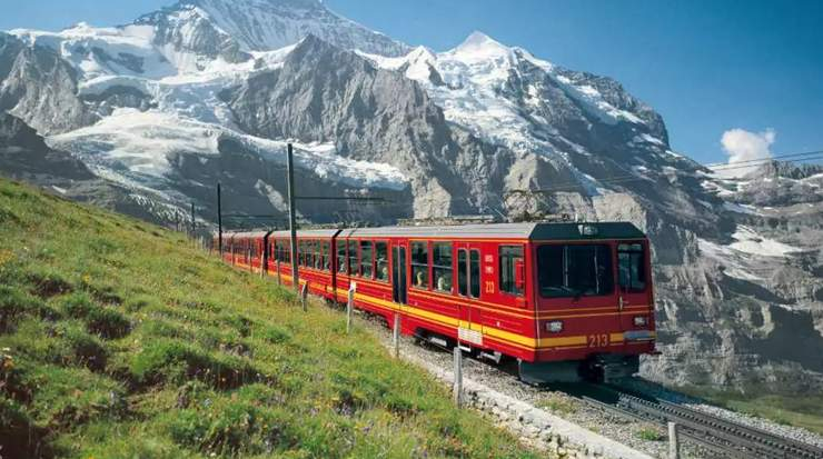 Klook recommends best multi-country rail journeys
