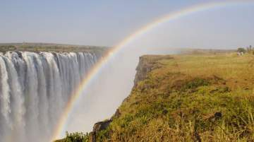 Zimbabwe wants Victoria Falls to be the SEZ's centrepiece attraction