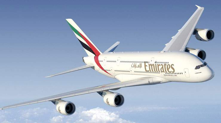 The new service will complement Emirates' current double daily flights between Dubai and Glasgow