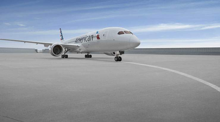 American Airlines and its regional branch American Eagle offer an average of nearly 6,700 flights per day to close to 350 destinations