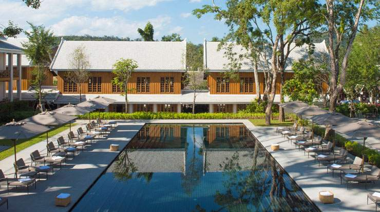AVANI+ Luang Prabang blends into its historical neighbourhood
