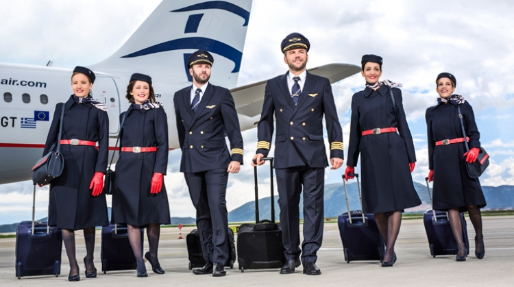 Passenger Traffic Growth for Aegean Airlines
