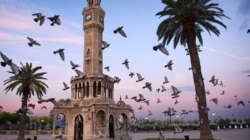 Izmir is a port city and leisure destination, also providing a gateway to Bodrum and Marmaris