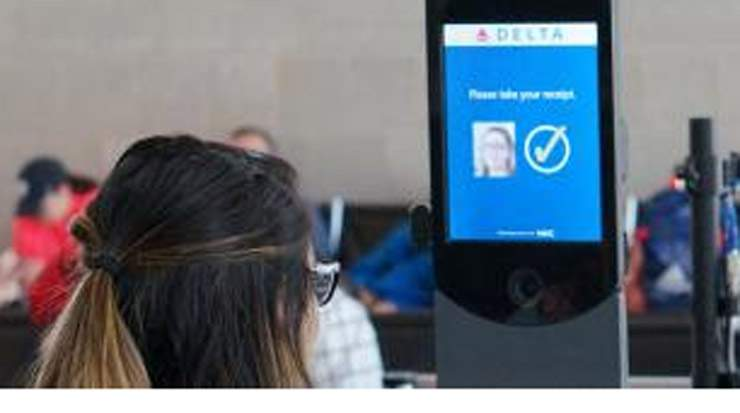 Delta to Launch First Biometric Terminal in the US