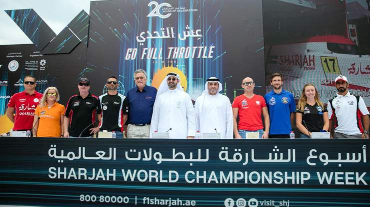 Sharjah World Championship Week