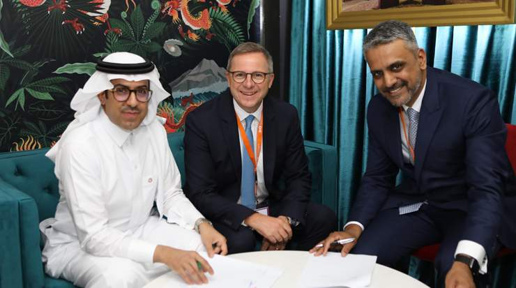 IHG signed global agreement with Seera Group
