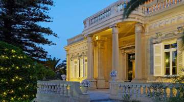 Corinthia Palace Hotel places sustainability as a top priority
