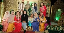 HalalBooking.com Hosted a group to Marrakech