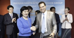 Thomas Cook and Hainan Commission to Promote Tourism